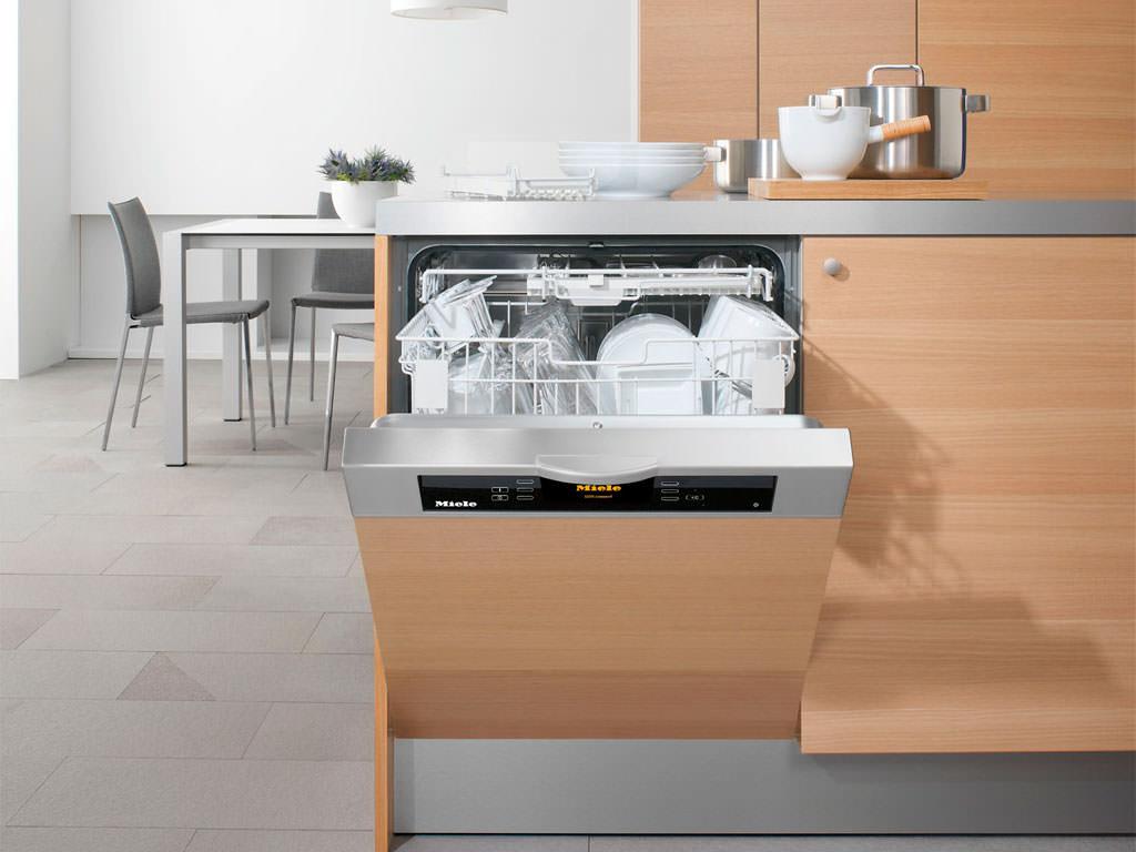 Установка посудомоечной машины, установка стиральной машины